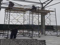 2 вышки гигант используют для сборки производственного помещения