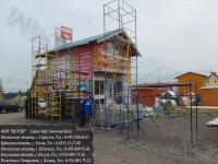 Экономная и надёжная вышка-тура мерди-10 с рабочей площадкой 1,5x1 метр