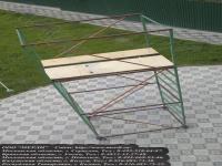Вышка тура модель мерди-10 без стабилизирующих опор
