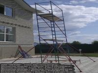 Готовая к использованию вышка-тура серии тур-7 - 7 метров в высоту