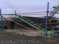 Пример вышки-тура вкт-17 собранная вблизи производства
