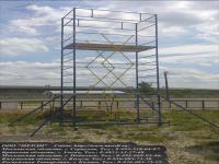 Вышка сборно-разборная передвижная 19 900 с высотой установки до 20 метров